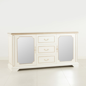 Edgar 3-Drawer Buffet with 2-Door Cabinets