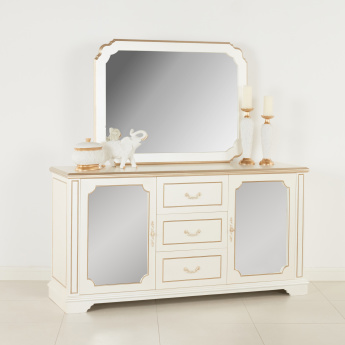 Edgar Buffet Mirror