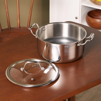 Master Pro Casserole with Lid – 3.1 L