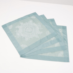 Majolika Printed Napkin - Set of 4