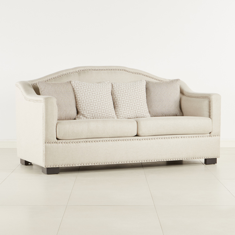 Lexington 10-Seater Sofa with Scatter Cushions