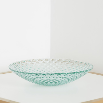 Tindulf Diamond Texture Decor Bowl