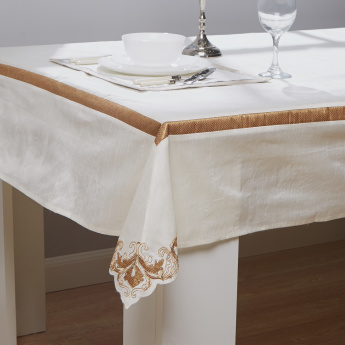 Zardari Embroidered Table Cover