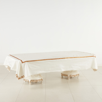 Zardari Table Cover - 180x300 cms