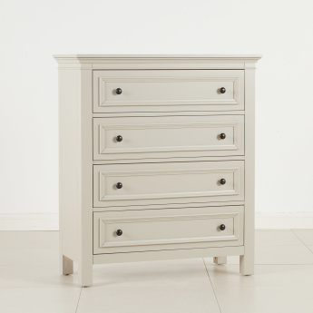 Addison 4-Drawer Chest of Drawers
