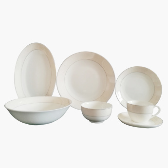 Hamada 32-Piece Dinner Set