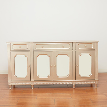 Franklin 3-Drawer Buffet Table