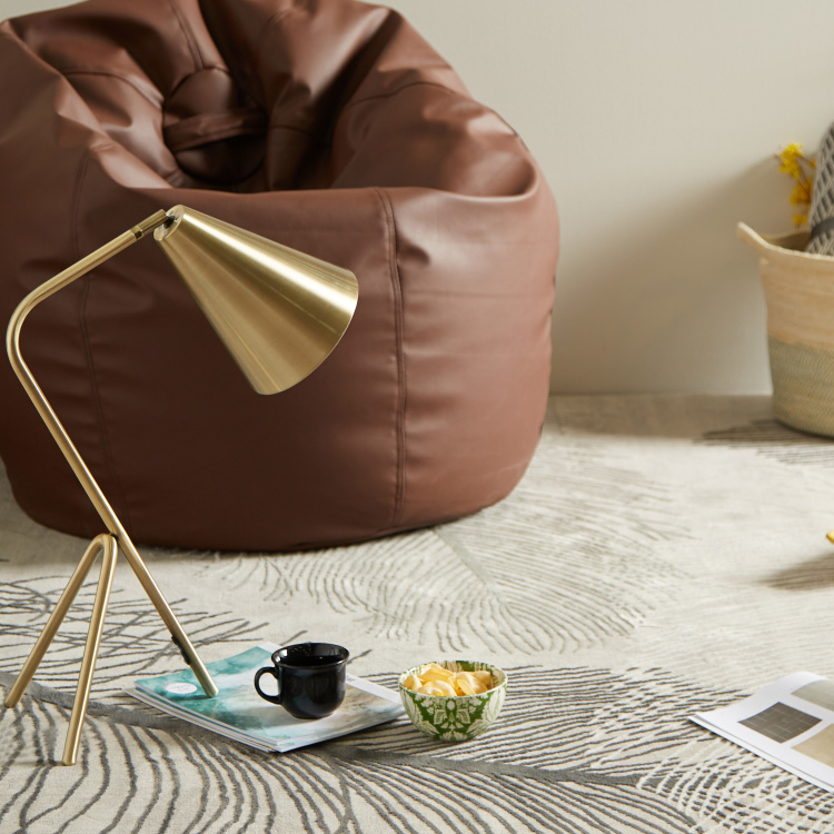 New Discovery Metal Table Lamp - 60 cms