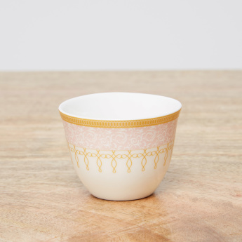 Mimira Qahwa Printed Cups – Set of 12