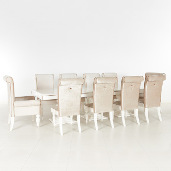 Amani 10-Seater Dining Set