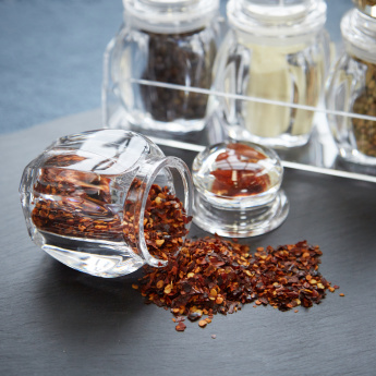 Peru 5-Piece Seasoning Jar Set