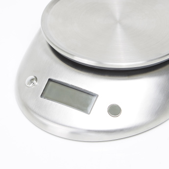 Master Pro LCD Display Electronic Kitchen Scale with Bowl