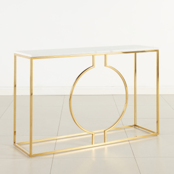 Carrera Rectangular Console Table