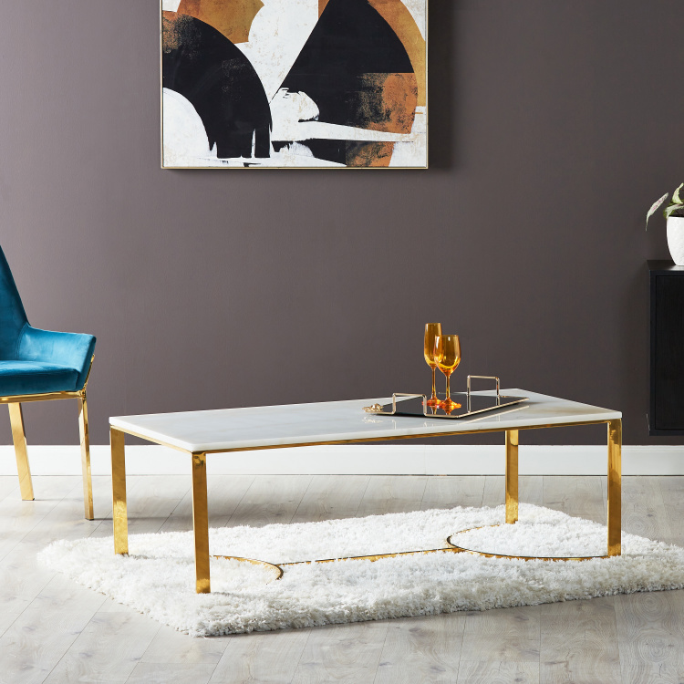 Carrera Rectangular Coffee Table