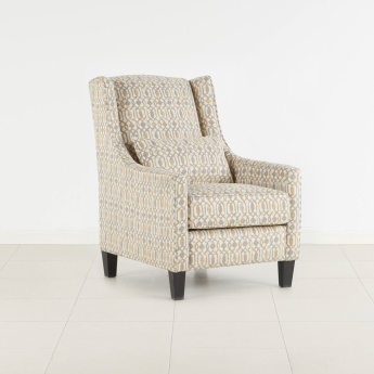 Brooke Accent Chair with Scatter Cushion