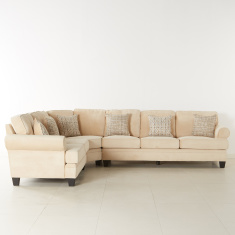 Brooke 5-Seater Corner Sofa with Scatter Cushions