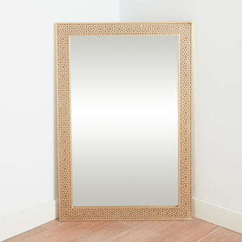 Afnan Rectangular Wall Mirror - 68x101.5 cms