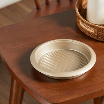 Decatur Textured Round Baking Pan