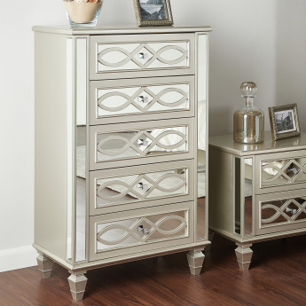 Sumayah Chest of 5-Drawers