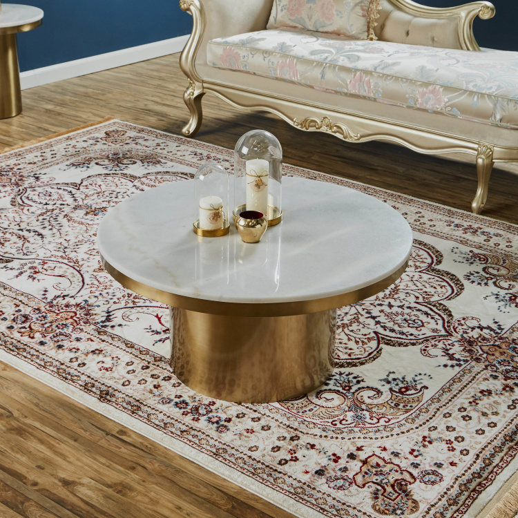 Cressida Round Coffee Table