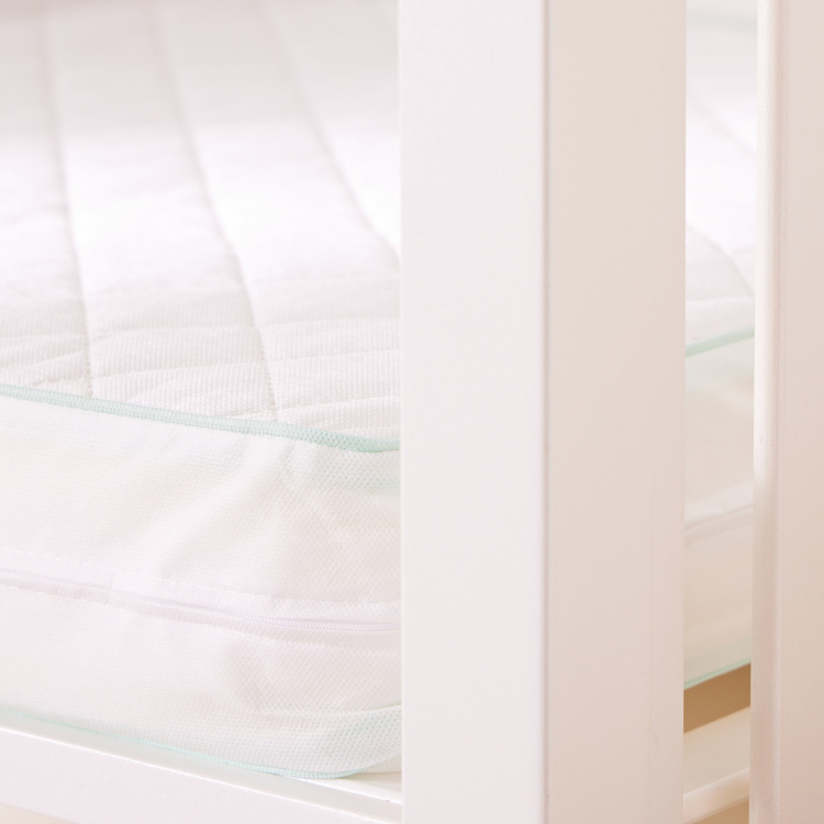 Nursery Kids Foam Mattress - 70x140 cm