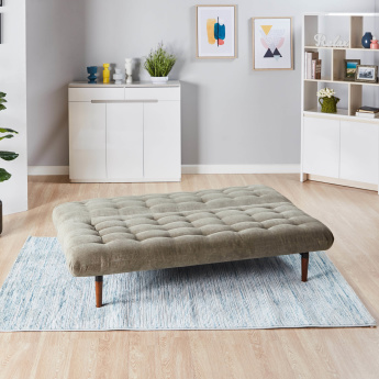 Malara Tufted Sofa cum Bed
