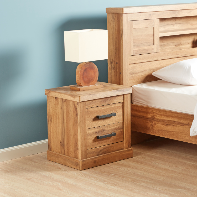 Colton 2-Drawer Nightstand