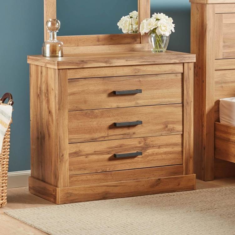Colton 3-Drawer Dresser