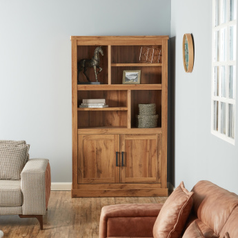 Colton 2-Door Bookcase