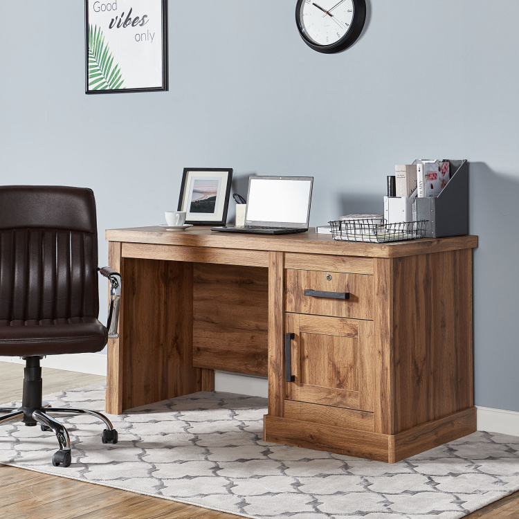 Colton 1-Drawer Study Desk