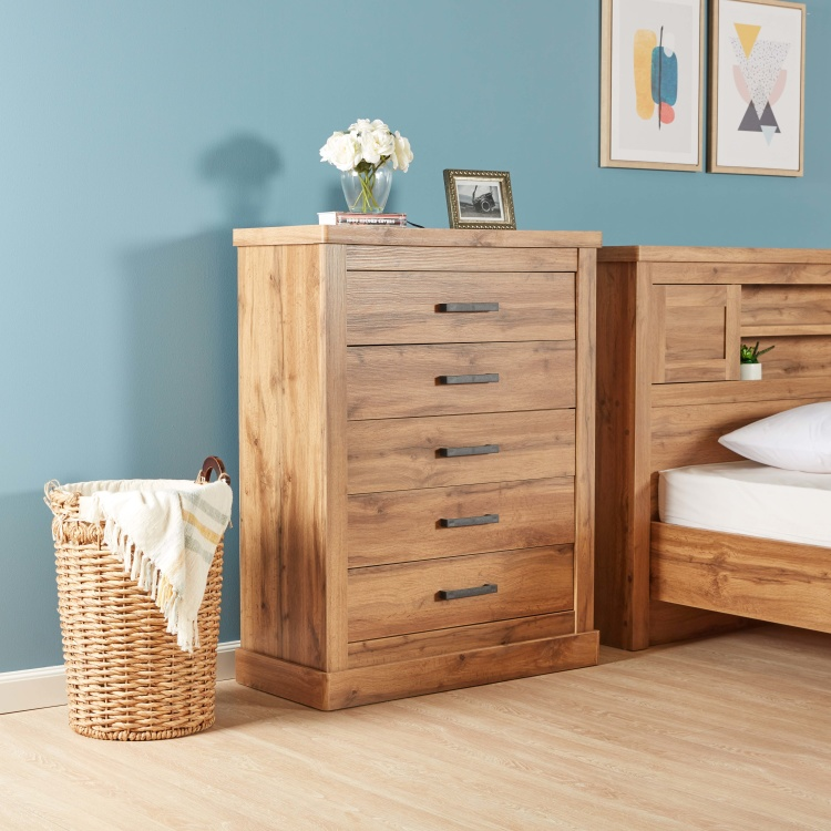 Colton Chest of 5-Drawers