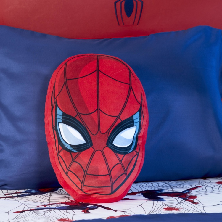Spider-Man Far from Home Shaped Cushion