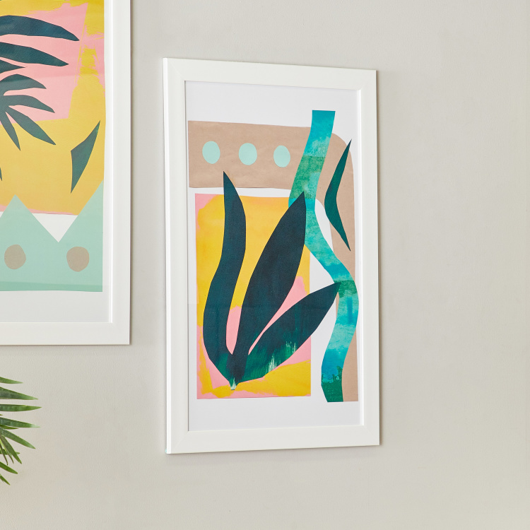 Tropical Fun Framed Wall Art