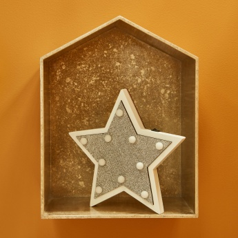 Glitter Star LED Wall Lighting