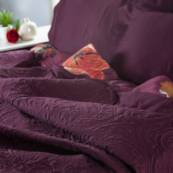 La Maison Quilted King Bedspread