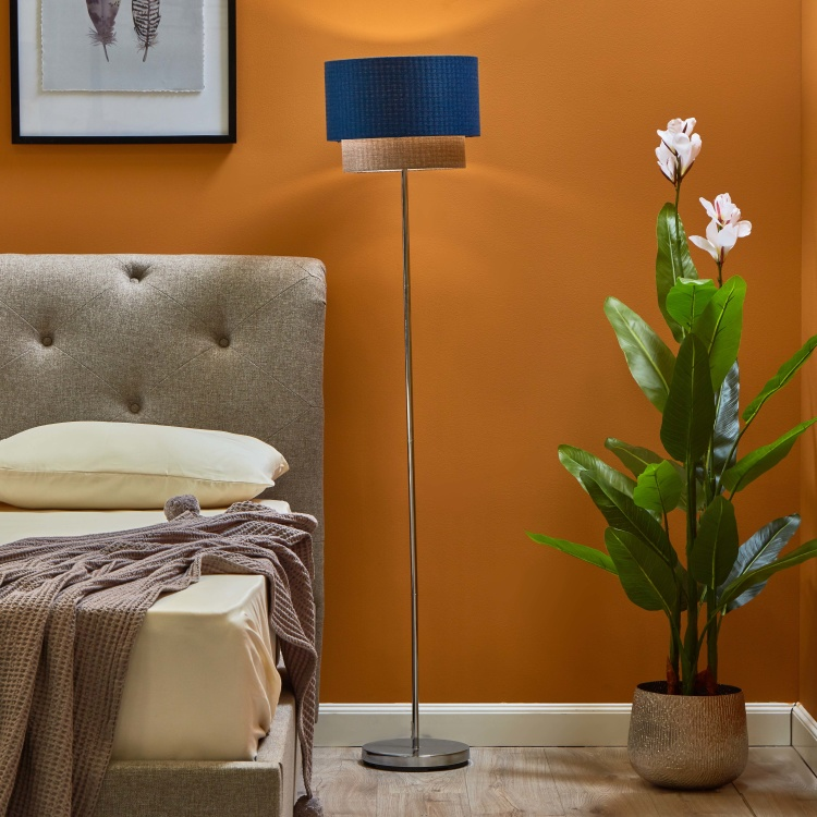 Sams 2-Tier Floor Lamp - 163 cms