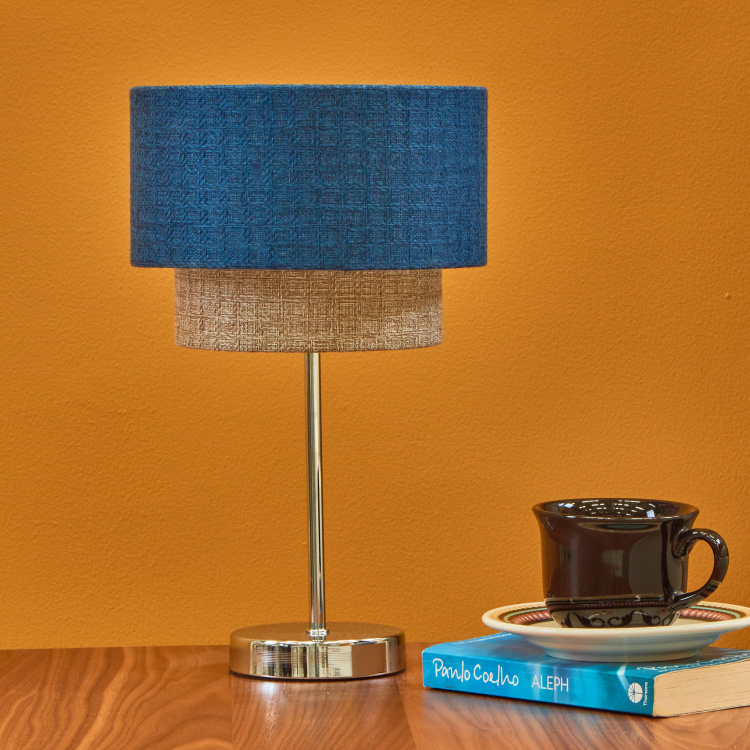 Sams Two Tier Table Lamp - 30 cms
