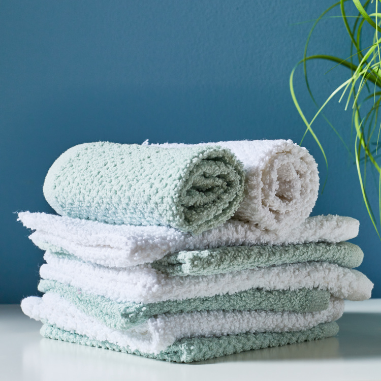Day to Day Face Towel - Set of 8