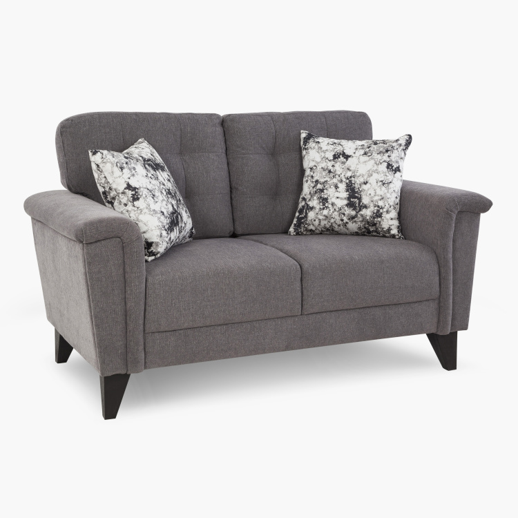 Columbus 2-seater Fabric Sofa