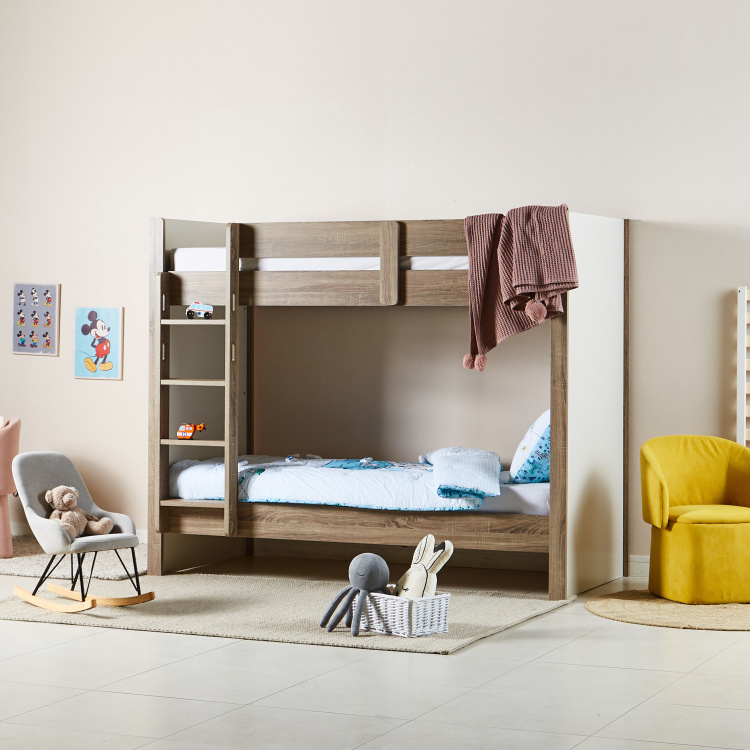 Bradley Single Bunk Bed - 90x200 cm