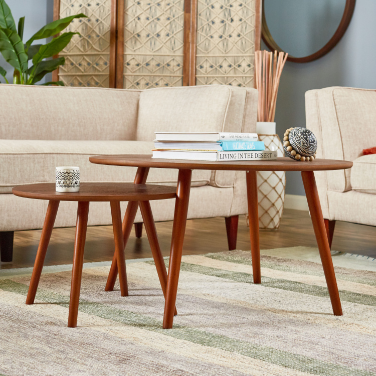 Stafford 2-Piece Coffee Table and End Table Set