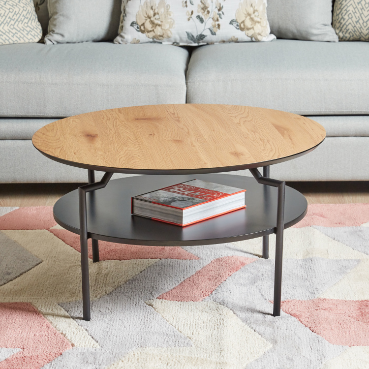 Goldington Round Coffee Table