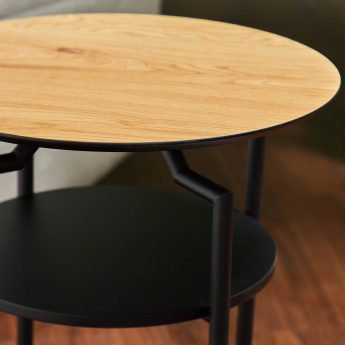 Goldington Round End Table