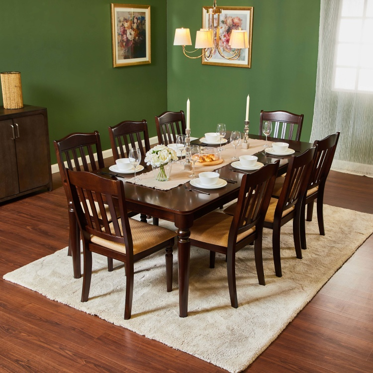 Savoy 8-Seater Dining Set