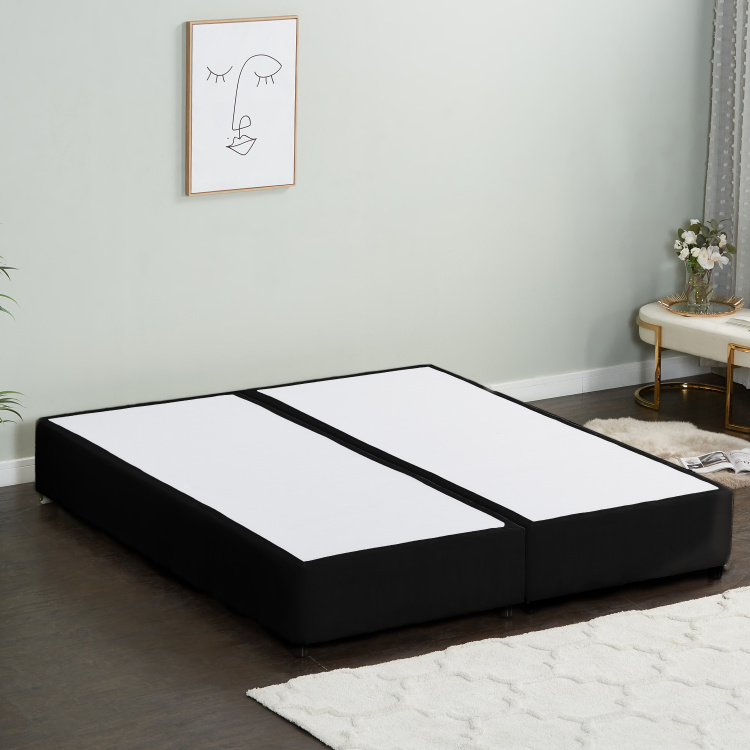 Colette Super King Sized Bed Base - 200x210 cms