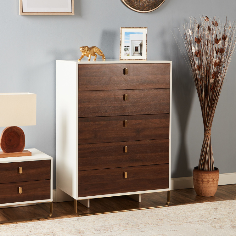 Lara Chest of 5-Drawers
