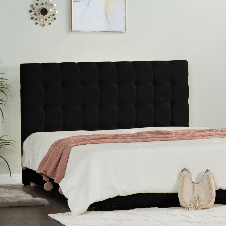 Colette Super King Tufted Headboard - 200x120 cm