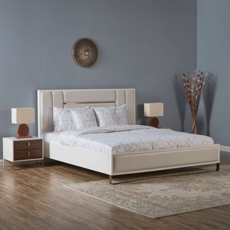 Lara 5-Piece King Bedroom Set - 180x210 cm