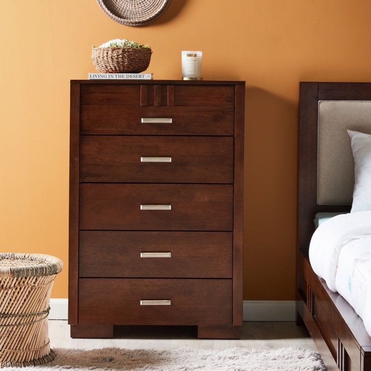 Trio New Chest of 5-Drawers