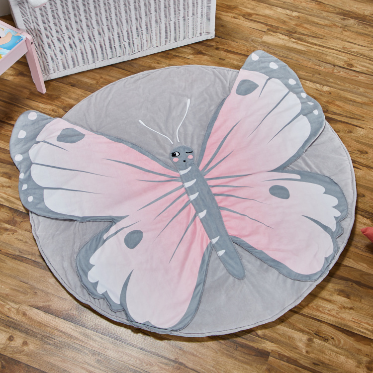 Betty's Butterfly Playmat - 90x95 cms